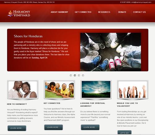 Harmony Vineyard Church 4