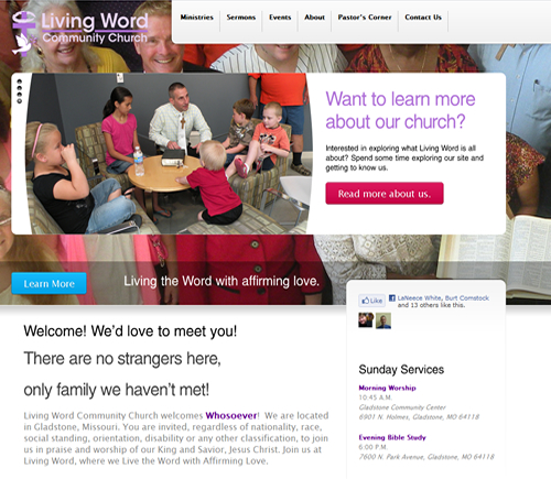 Living Word Community Church 1