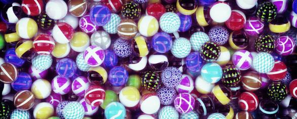 shinyballs